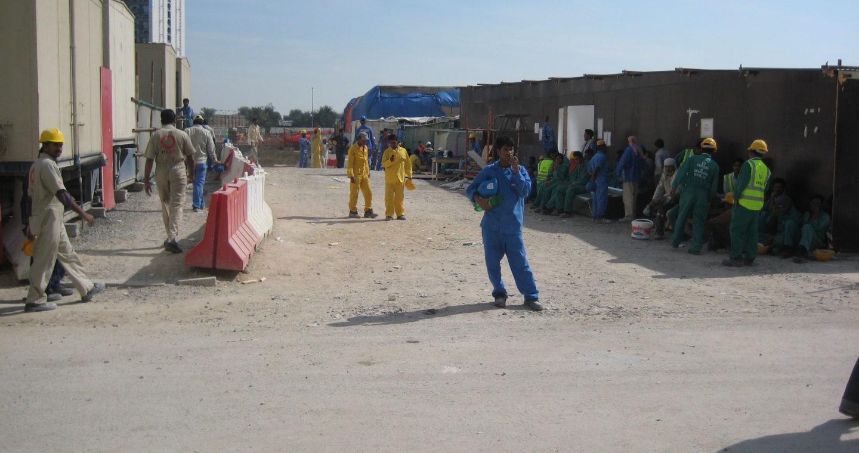 Dubai Laborers I